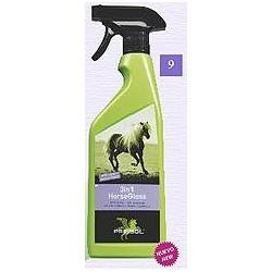 Parisol Horse-Gloss 3 en 1 (cola, crines y pelo en general)