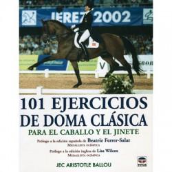 Libro: 101 ejercicios de doma clásica