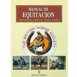 Libro: Manual de equitación
