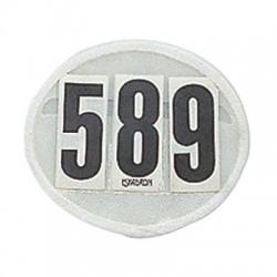 Numeros para Mantilla Competición (unidad)