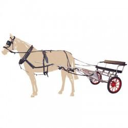 Carro para caballo (Cob) zaldi