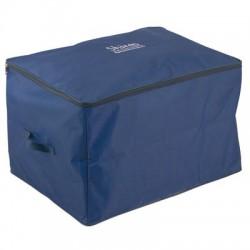 Bolsa para Almacenar dos Mantas. Azul