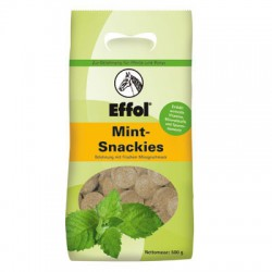 "Effol Caramelos ""Mint-Snackies"" 0,5kg"