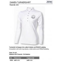 Camisa Pikeur Señ Damen Turniershirt
