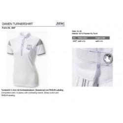 Camisa Pikeur Señ Damen Turniershirt F496