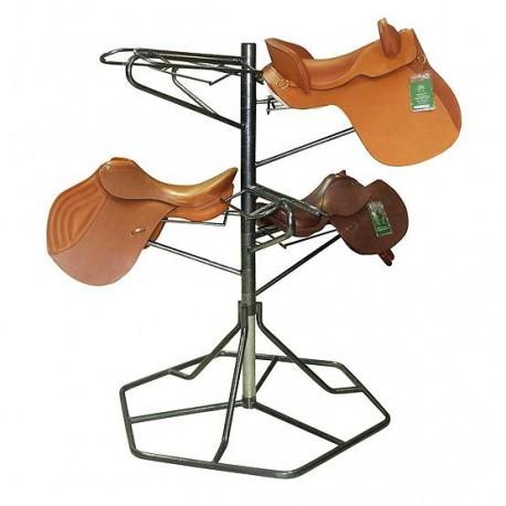 Caballete giratorio para 6 sillas