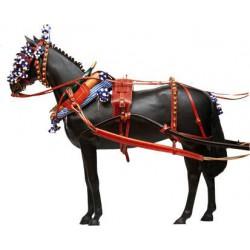 Borlaje guarnición ( 1 caballo)