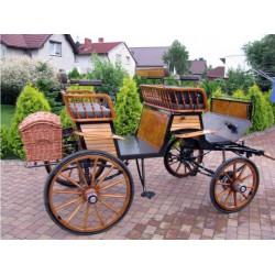 Carro Jadwagen para caballo