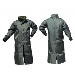 Chaqueta-Poncho Impermeable Rain Coat Verde