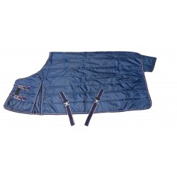 Manta Invierno Quilted 4227 200Gr. Azul