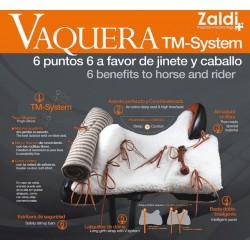 Silla Zaldi C. Vaquera Tm-System
