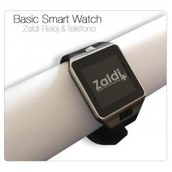 Reloj telefono Smart Zaldi basic