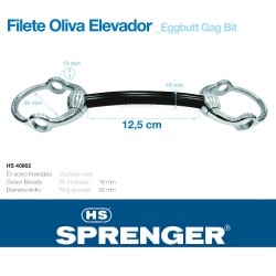 Filete Sprenger Oliva Elevador HS