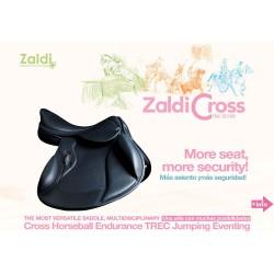 Silla Zaldi Completo Zaldi Cross