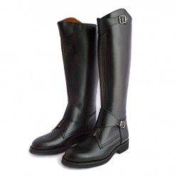 BOTA POLO BOXCALF TACON RODADO
