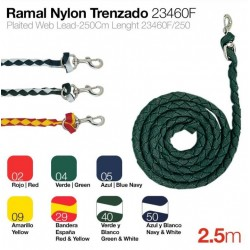 Ramal Nylon Trenzado Fuerte 2,5 metros