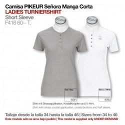 Camisa Pikeur Señ Turniershirt M/c