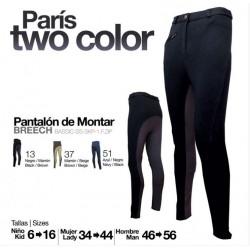 Pantalon Paris Two-Color
