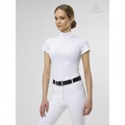 Camiseta concurso Cavalliera m/corta MISS PURITY