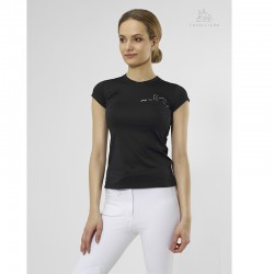 Camiseta m/corta Cavalliera HIGH CLASS