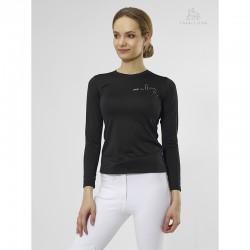 Camiseta Cavalliera m/larga HIGH CLASS