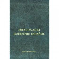 Diccionario Ecuestre español