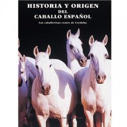 Historia y orígen del caballo español