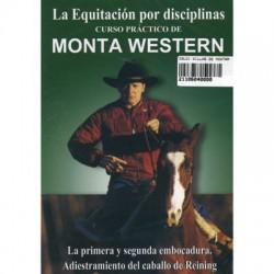DVD La Equitación por disciplinas: Monta Western II