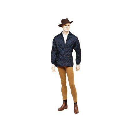 Pantalo Hombre Confort Algodón-Lycra
