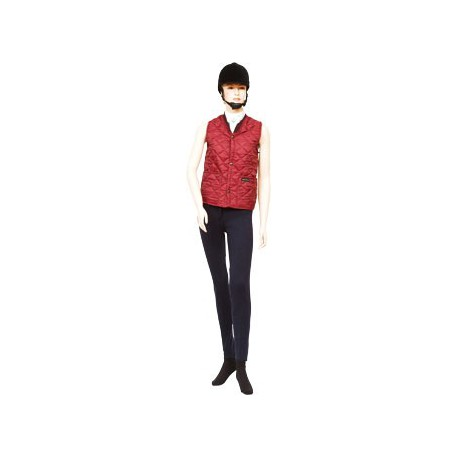 Pantalón Mujer Confort Algodón-Lycra