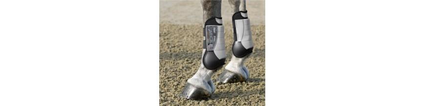 Protectores para caballos. Material de hipica y equitacion