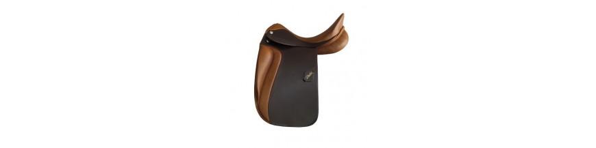 Silla de montar y accesorios de equitación