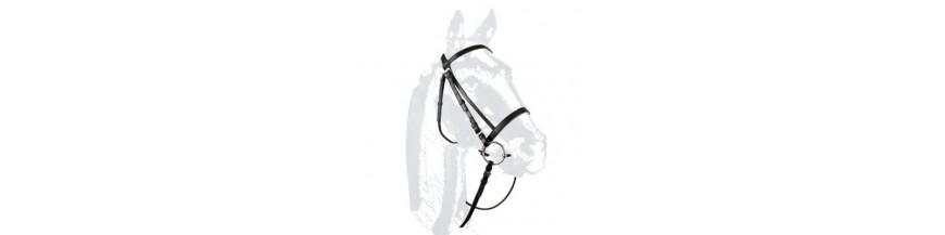 Cabezadas para caballos y accesorios al mejor precio