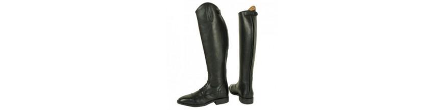 Botas de montar a caballo, polainas y calzado en Mi Tienda Hipica