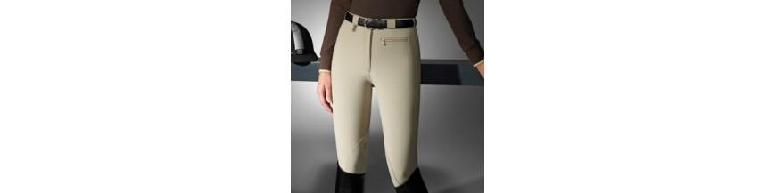 Pantalones y sobrepantalones